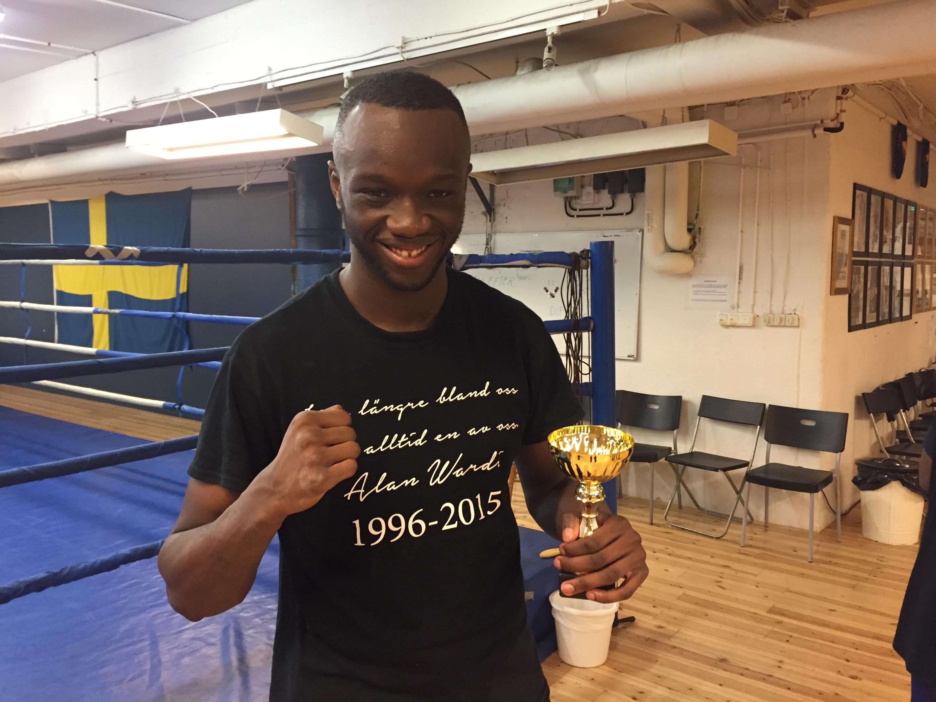 Djurgården Boxning deltar med nio boxare på SM i Borås 1-3 juli!