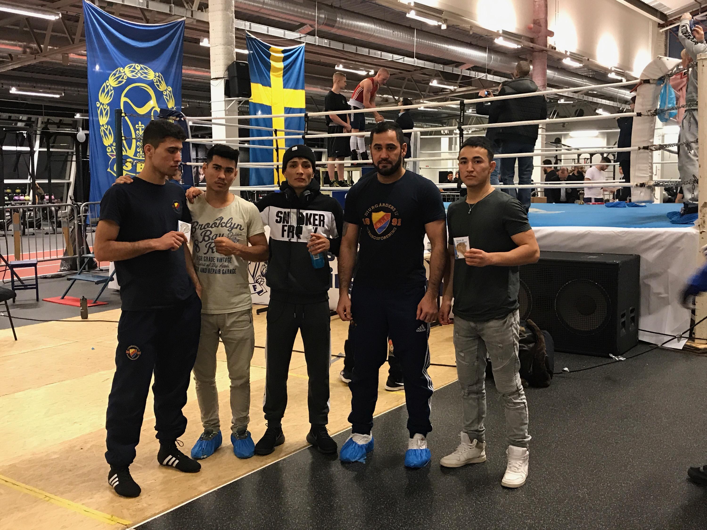 Shabir Hosseini – Svensk Juniormästare!