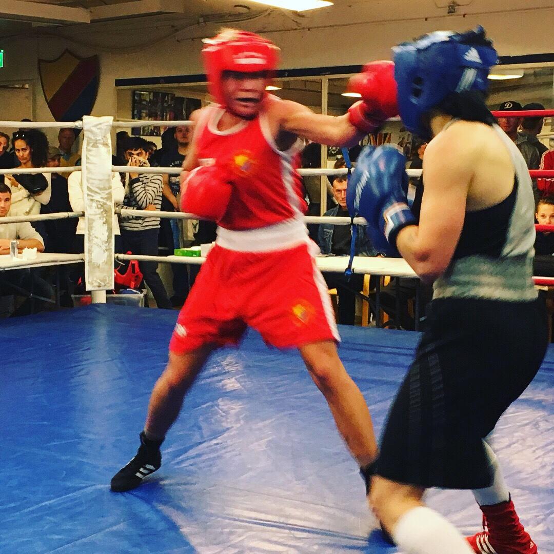 Boxningstävling hos Djurgården den 17 februari!