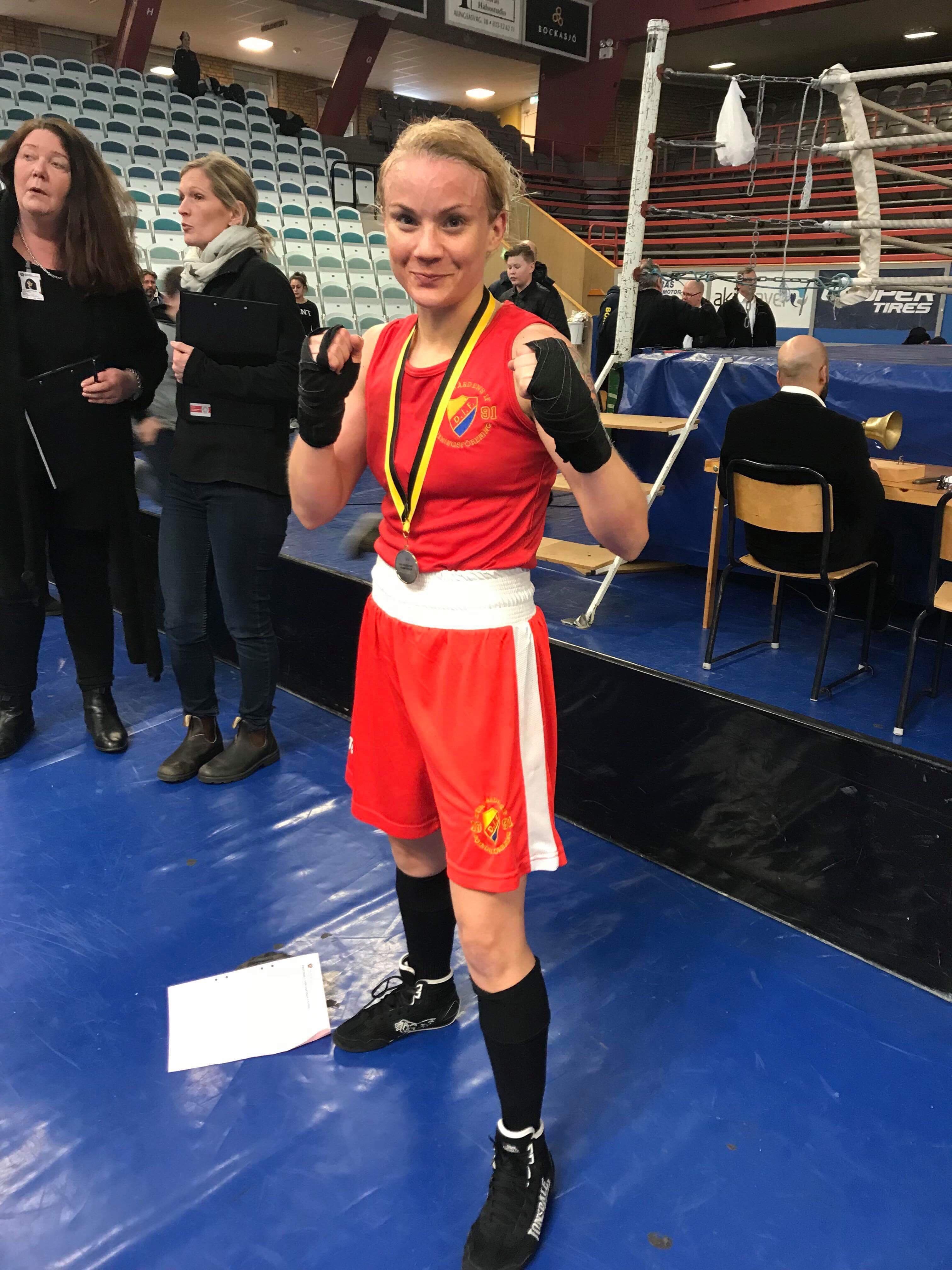 Tre Guld på Golden Girl Championship – Djurgården bästa klubb!