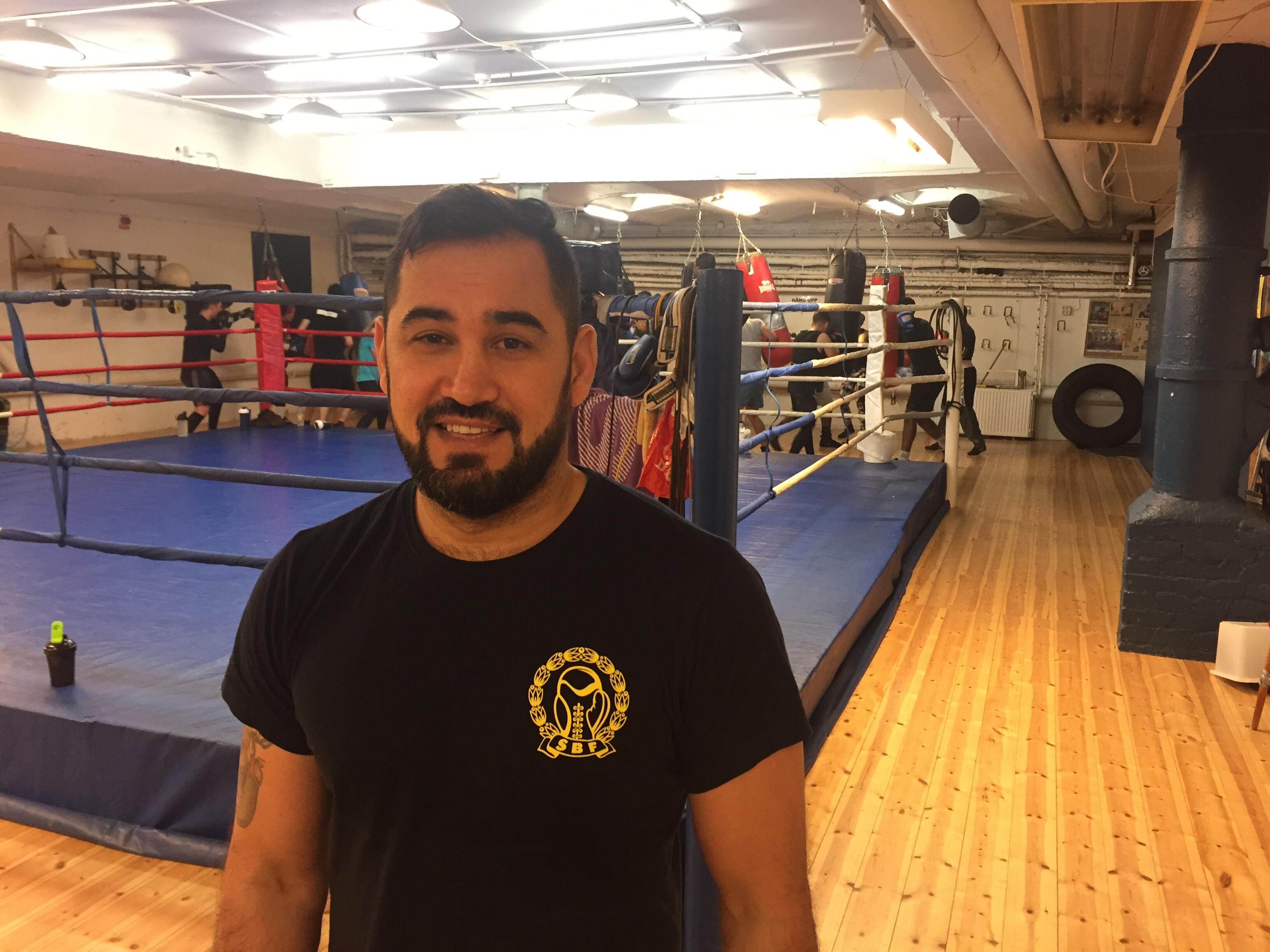 Ajmal Omarzada ny headcoach för boxningslandslagen!