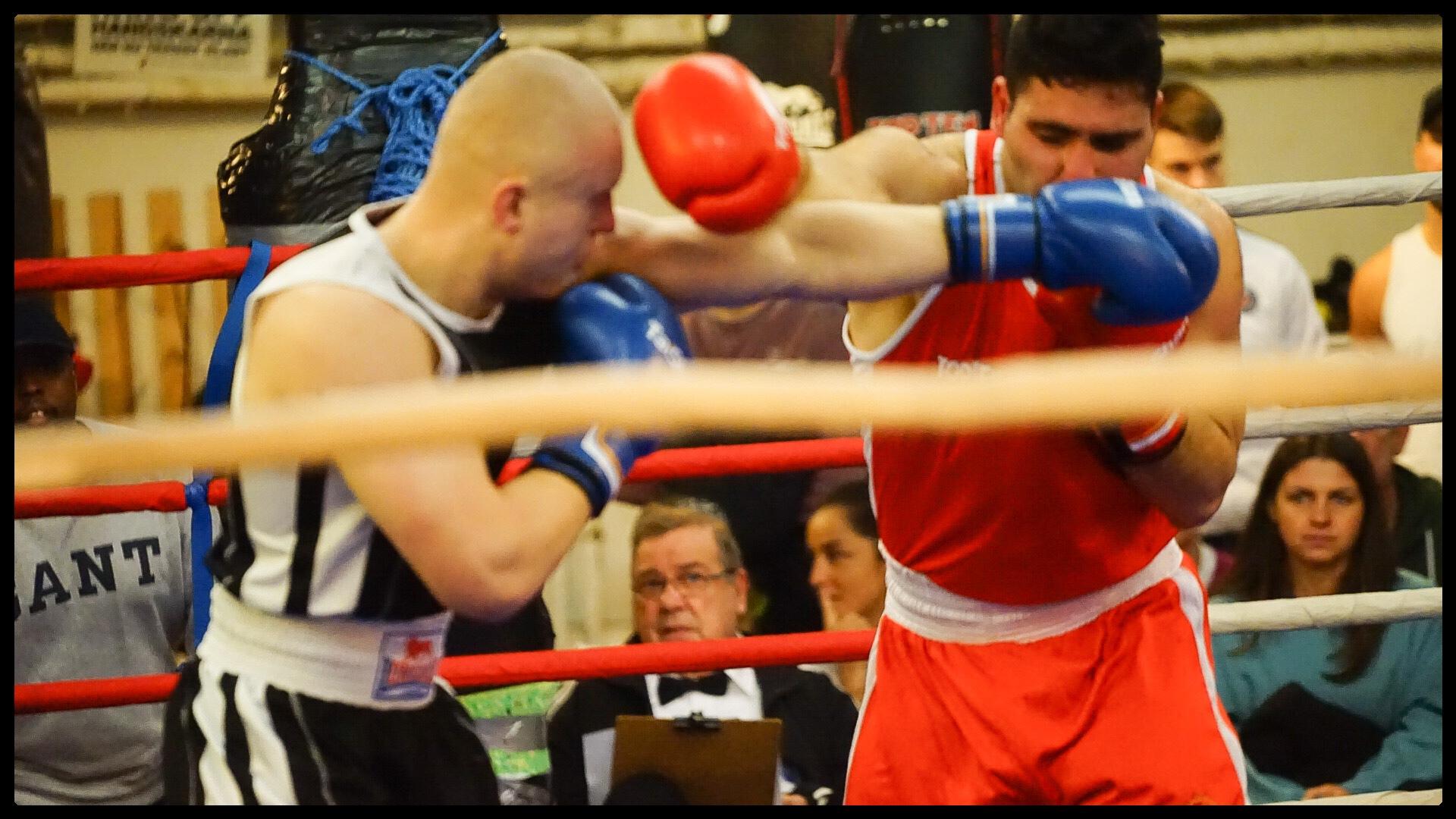 Boxningstävling hos Djurgården den 19 maj!