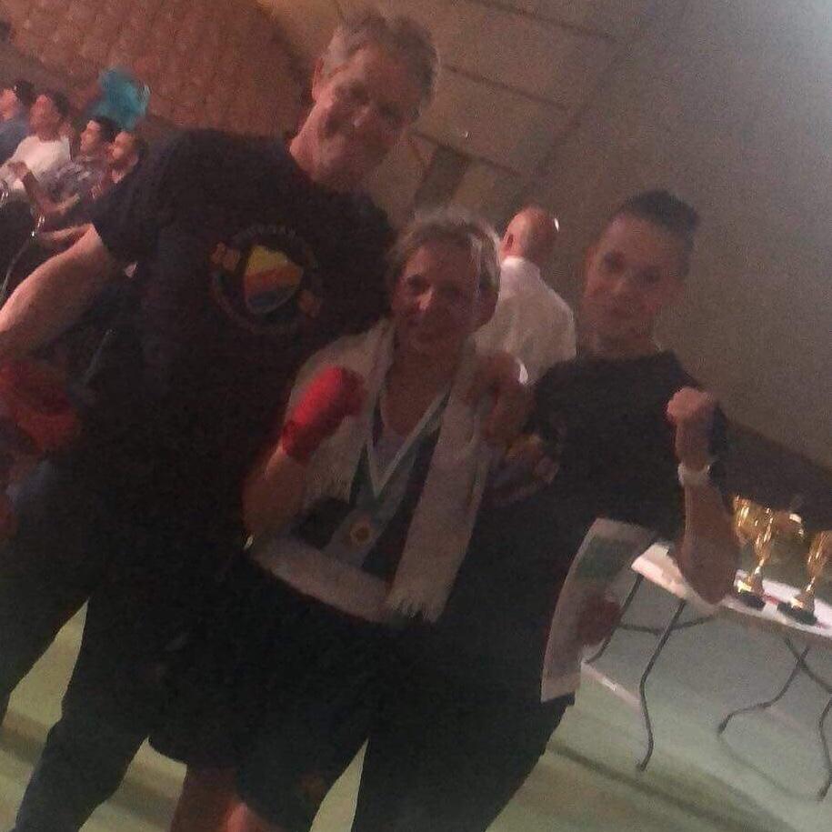 Märta vann derbymatchen mot Hammarbys Ellen Karlsson!