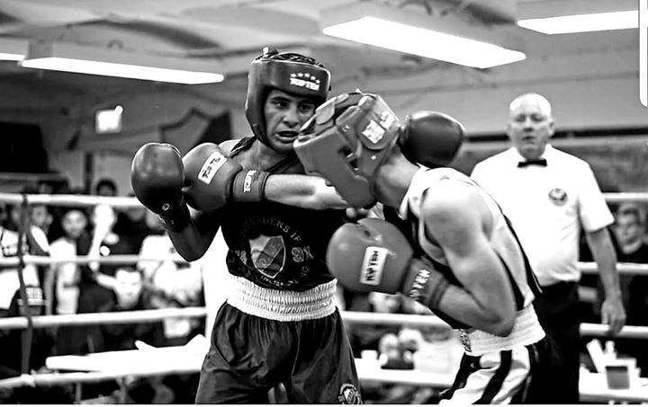Boxningstävling hos Djurgården den 10 november!