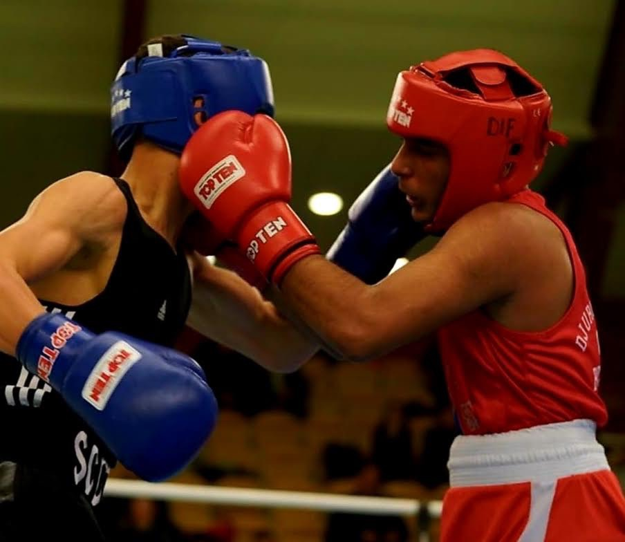 Populär boxningstävling hos Djurgården den 16 februari.