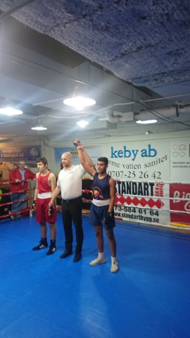 Diplomboxning i Haninge