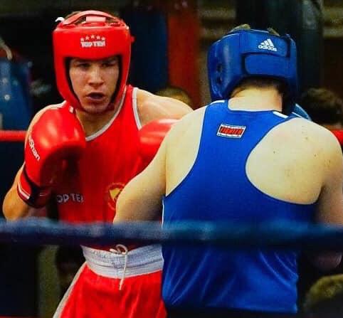 Missa inte boxningstävlingen i morgon hos Djurgården Boxning
