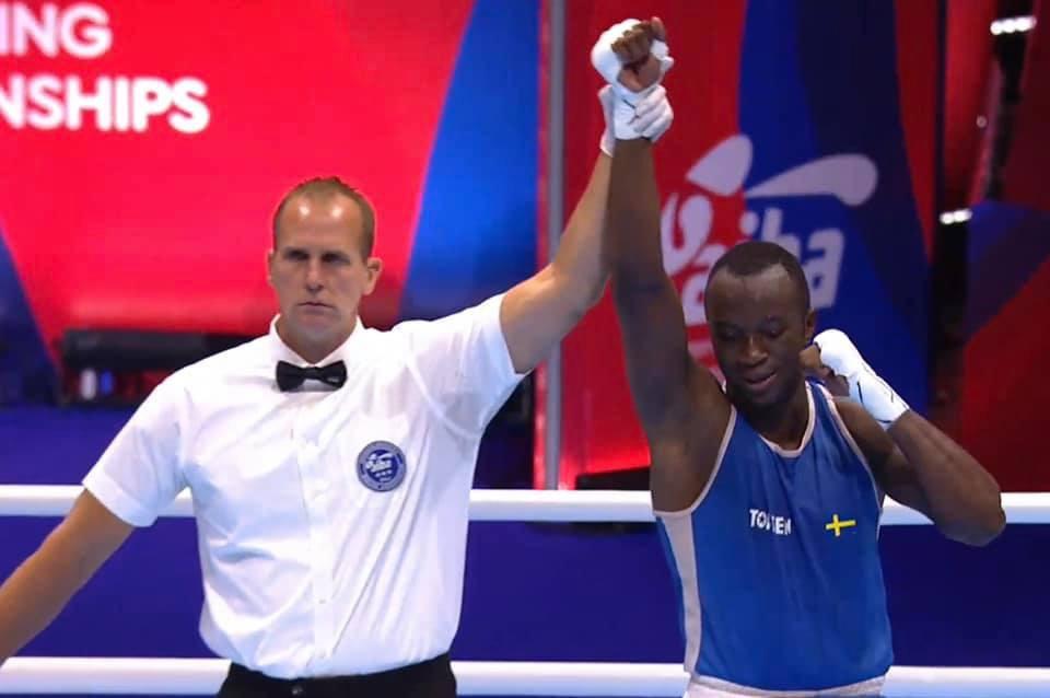 Alex Bwambale – Månadens boxare enligt boxningsförbundet