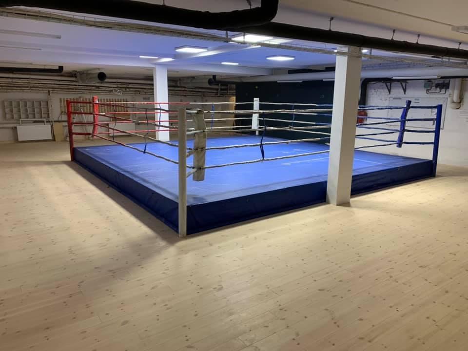 Upprop till samtliga medlemmar – ledare/tränare, boxare och motionärer