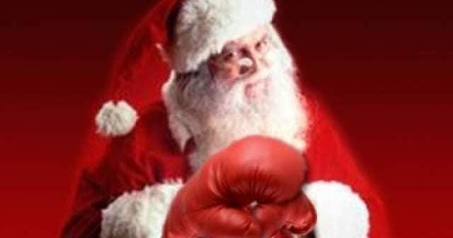 Djurgården Boxning önskar God Jul och Gott Nytt År