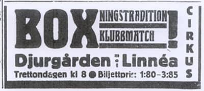Rivaliteten mellan Djurgården och IF Linnea