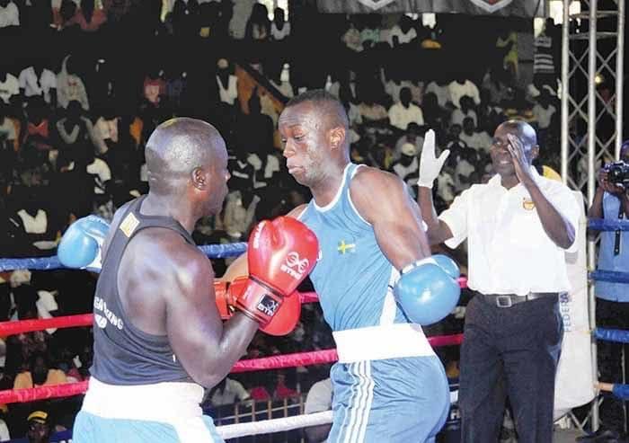 Alex Bwambale kvalar till sommarens Tokyo-OS för Uganda