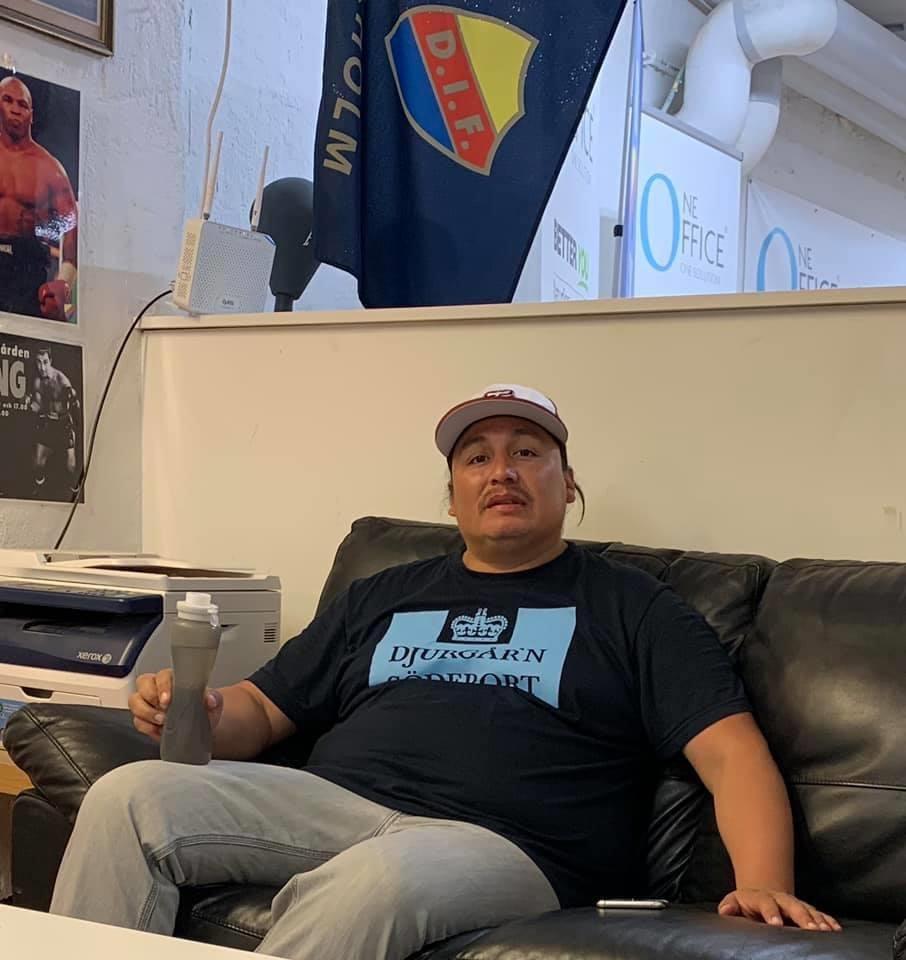 Carlos Echegaray – ny tränarprofil i DIF Boxning