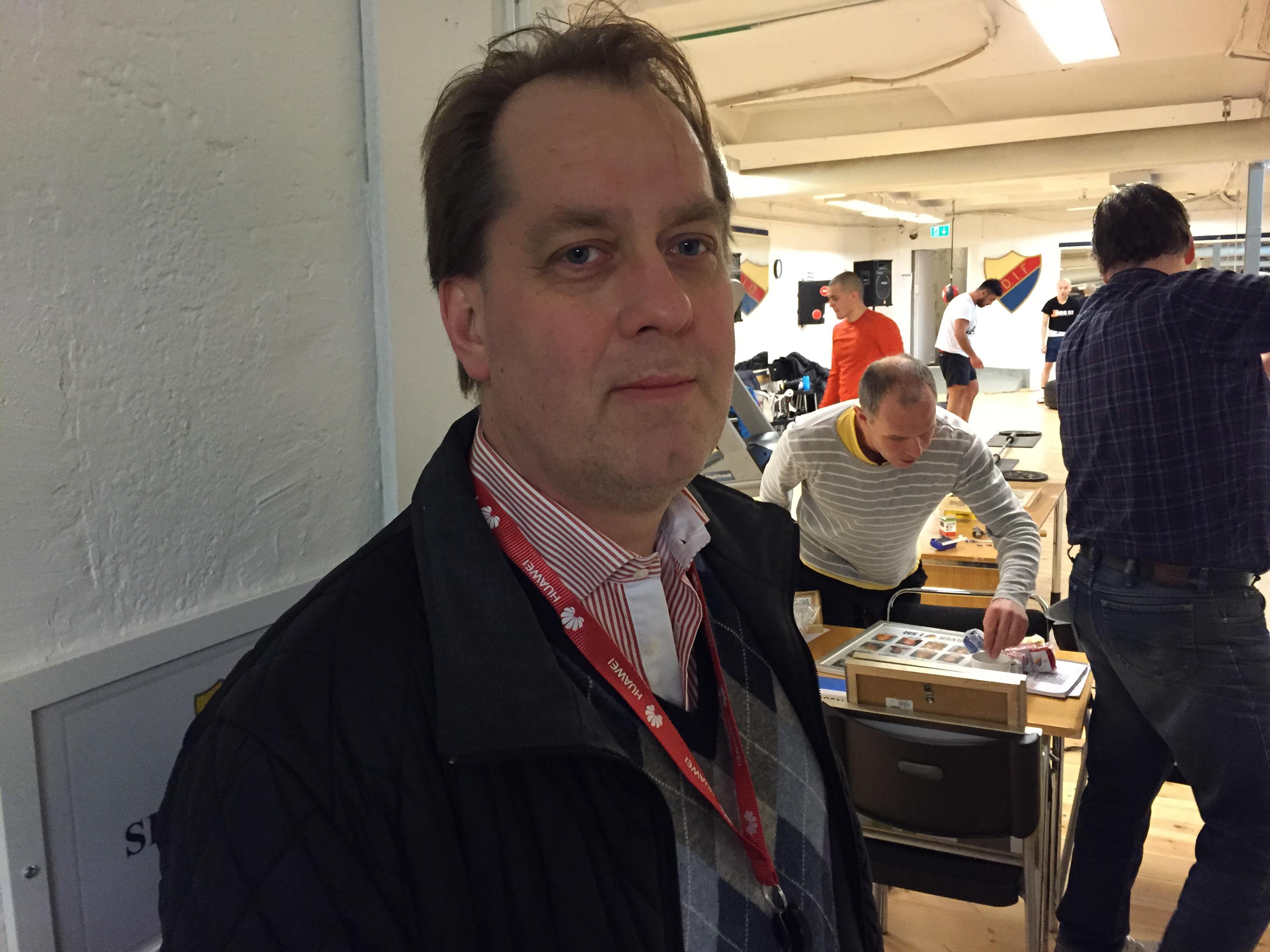 Niclas Selberg omvald som ordförande i Djurgården Boxnkng