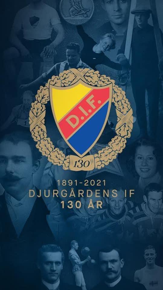 Djurgårdens IF fyller 130 år idag – Alliansen bjuder in till digitalt firande med start kl 19.00.