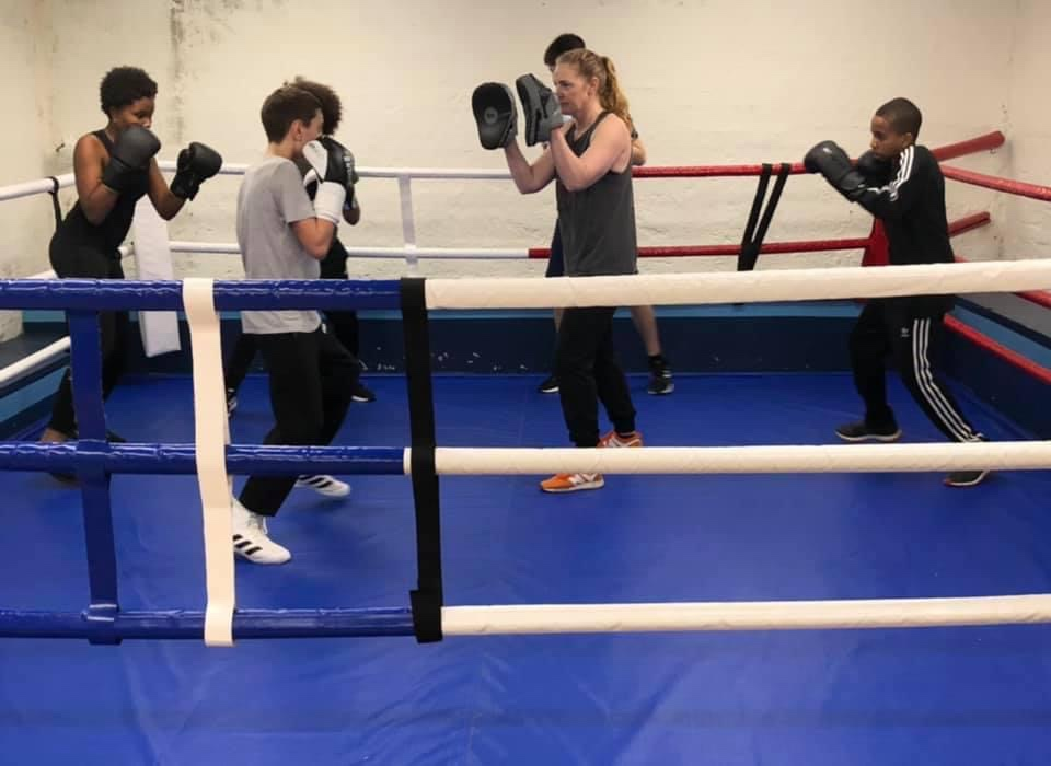 Diplomboxning – Boxning för barn och ungdomar under påsk