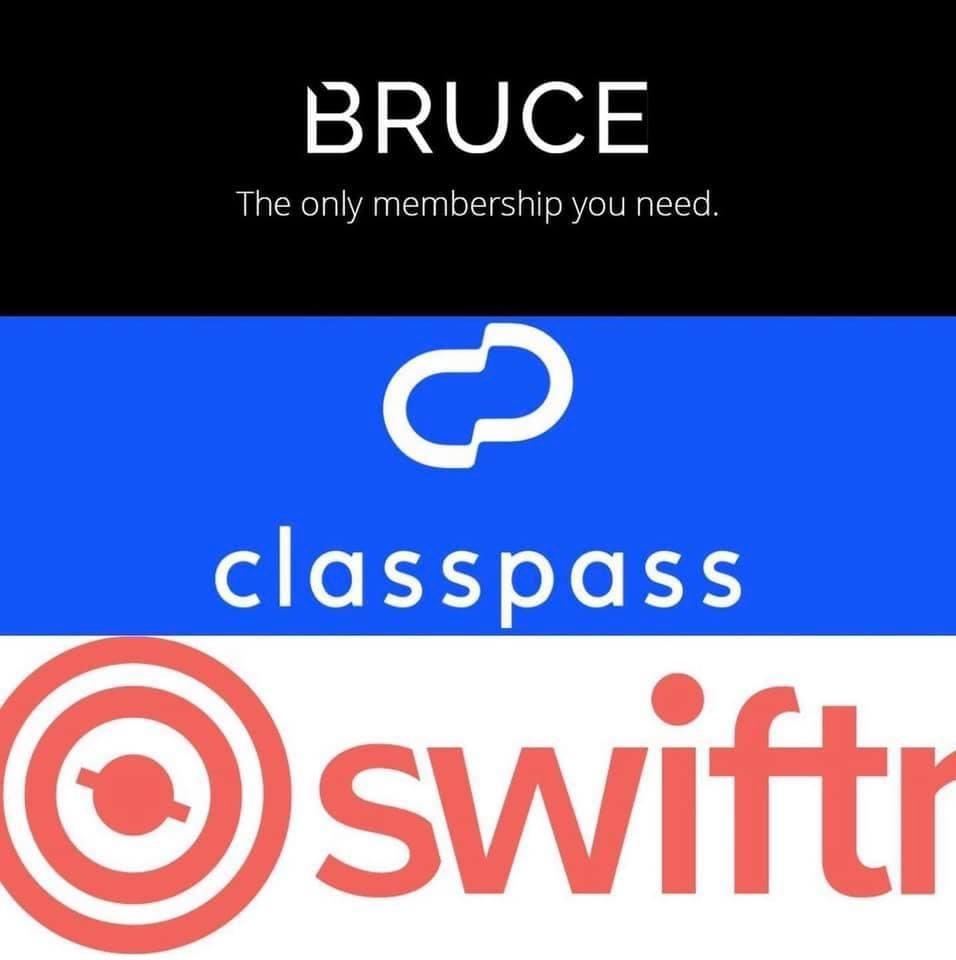 Nu öppnar vi upp för Bruce, Swiftr och Classpass igen