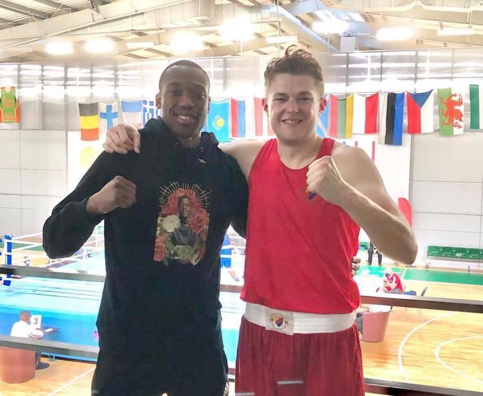Anton och Ebou i Litauen