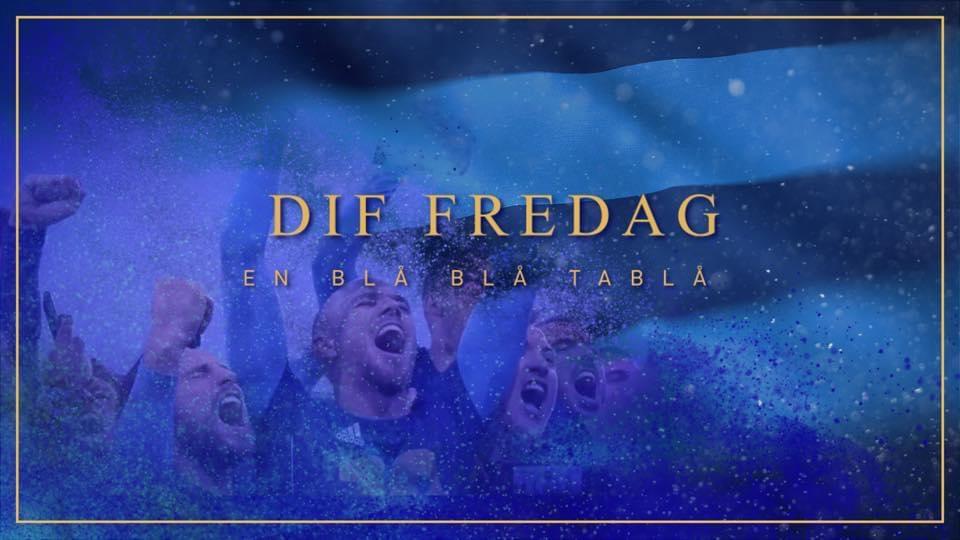 DIF Fredag