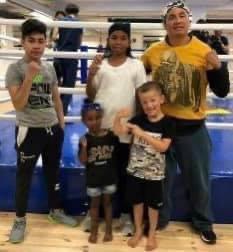 Gratis träning för barn