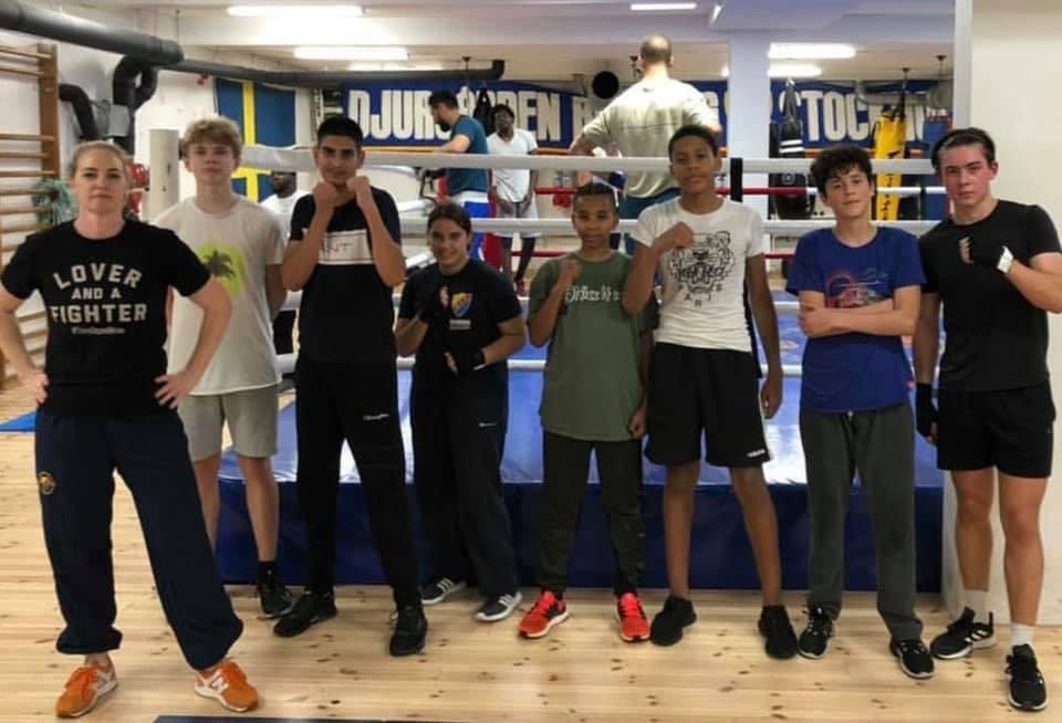 Boxning för ungdomar